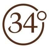 34 Degrees logo