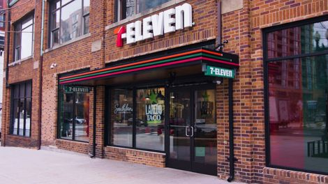 7-Eleven Evolution Stores DC
