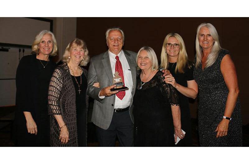 Allen Lund Legacy Award Bill Bess
