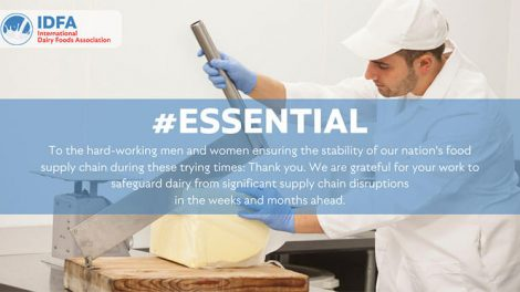IDFA Covid-19 #Essential