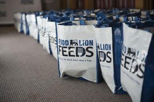 Food Lion donation, Covid-19, pandemic