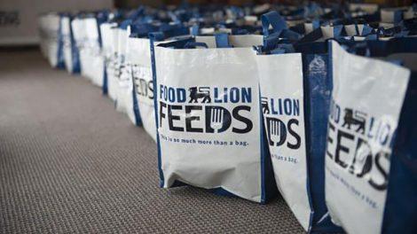 Food Lion donation, Covid-19, pandemic