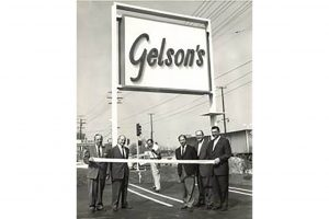 Gelson's Encino anniversary