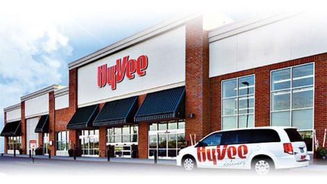 Hy-Vee retail bag