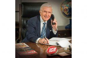 IGA Chairman Emeritus Dr. Thomas S. Haggai