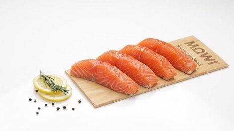 Mowi Pure salmon