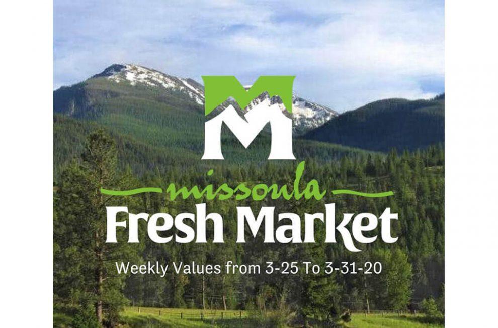 Missoula Fresh Market, Covid-19, AWM