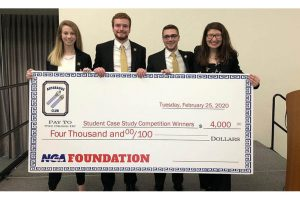 NGA Show case study competition Western Michigan