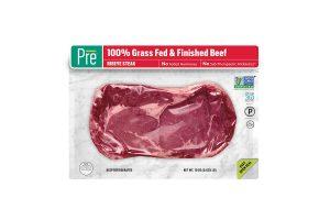 Pre Brands grass-fed beef packaging