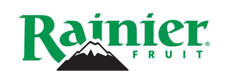 Rainier Fruit logo Bee Better