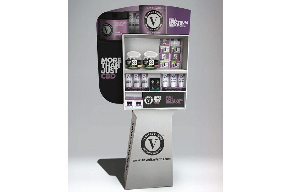 Veritas Farms display core