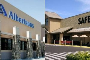 Safeway + Albertsons jobs, Washington