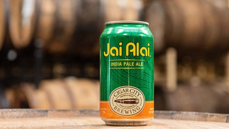 Cigar City Brewing Jai Alai