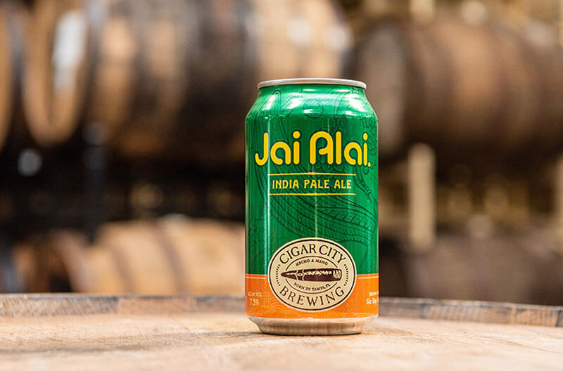 Cigar City Brewing Jai Alai