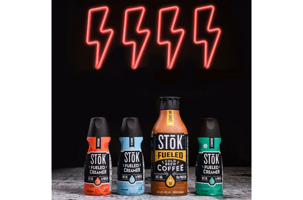 STōK Fueled Cold Brew