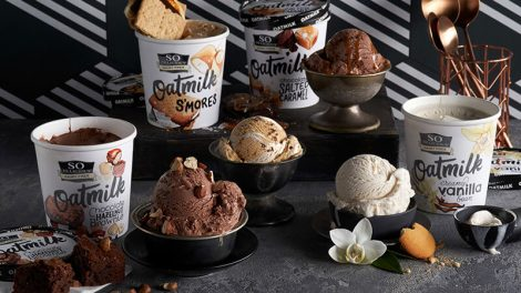So Delicious frozen oatmilk dessert new flavors