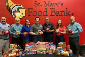 Smithfield Foods Bashas St. Mary's Food Bank