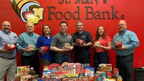Smithfield Foods Bashas St. Mary's Food Bank