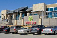 BGC Fresh, exterior