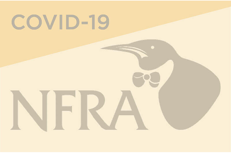 NFRA, Covid-19