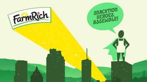 Farm Rich, Snacktion Heroes