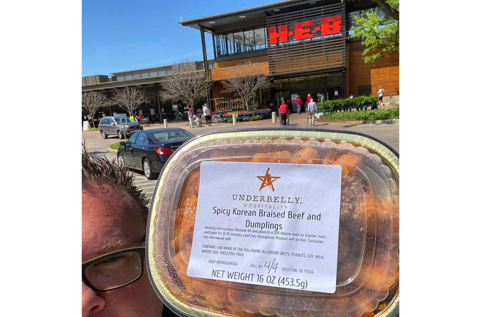 H-E-B restaurants, Covid-19