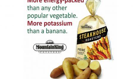 MountainKing Potatoes