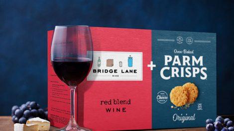 ParmCrisps, Bridge Lane Wine