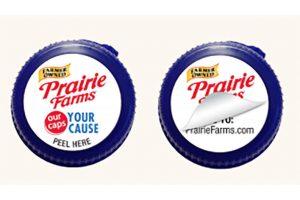 Prairie Farms, milk caps