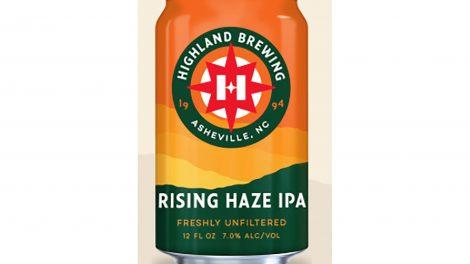 Highland Brewing, Rising Haze IPA