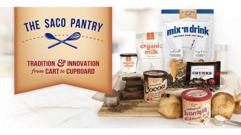 Saco Foods, powdered
