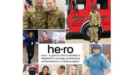 Hy-Vee, heroes, essential
