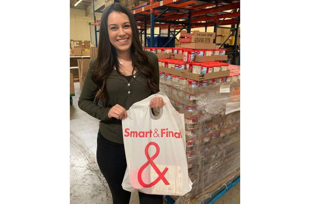 Smart & Final Feeding America