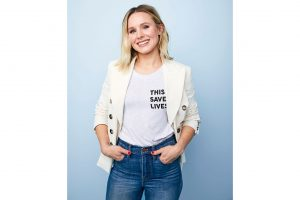 This Bar Saves Lives Kristen Bell