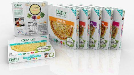 Chloe Vegan Foods, pizza