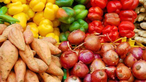 fresh produce sales