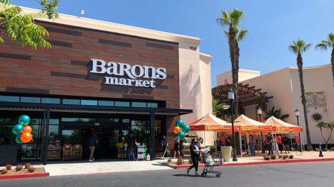 Barons Market Exterior Otay Ranch