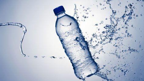 bottled water consumption