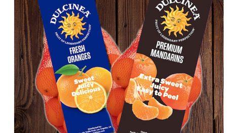 Dulcinea new packaging