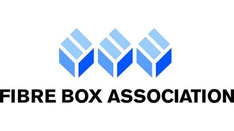 Fibre Box Association logo, corrugated