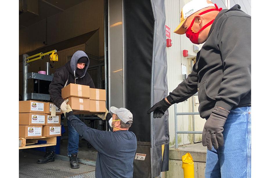 Godshall's donation, New Jersey