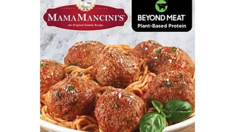 Mama Mancini plant-based