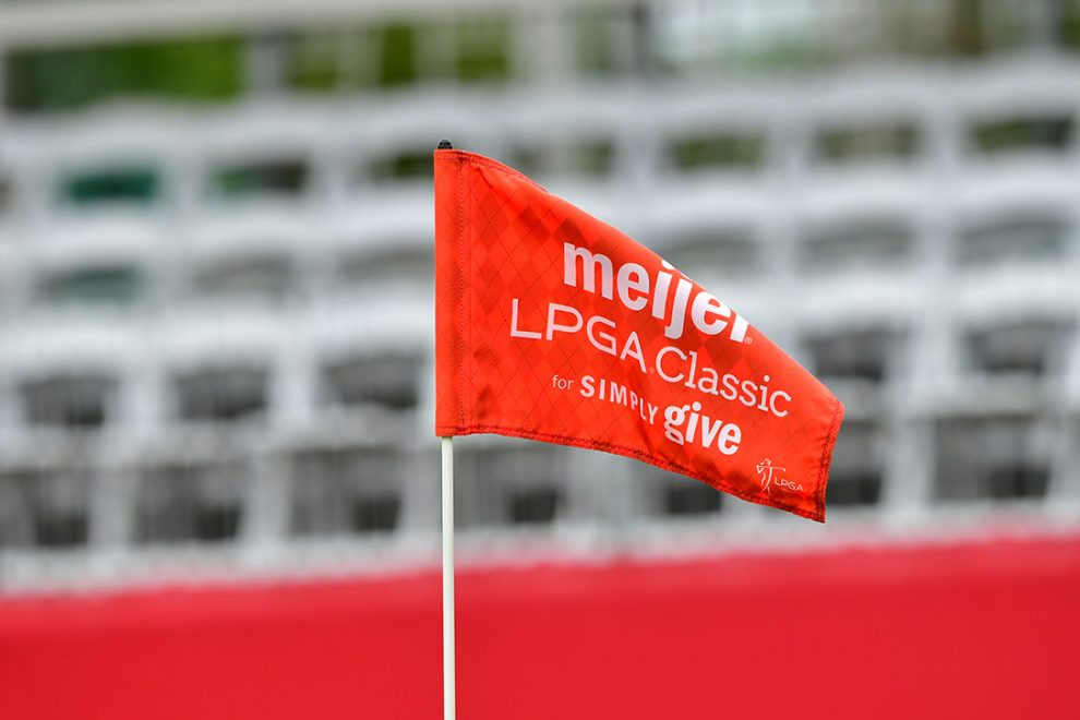 Meijer LPGA classic Simply Give