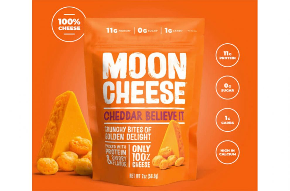 Shine United Moon Cheese