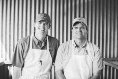 Wiatrek's Meat Market, Carter and Tom Ray