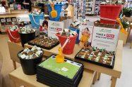 Stop & Shop seed pod kits