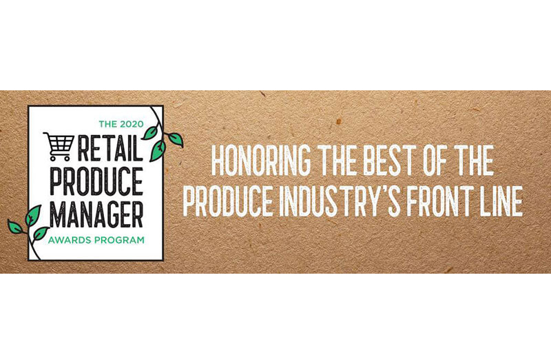 United Fresh retail produce manager awards
