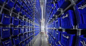 AWG distribution hub