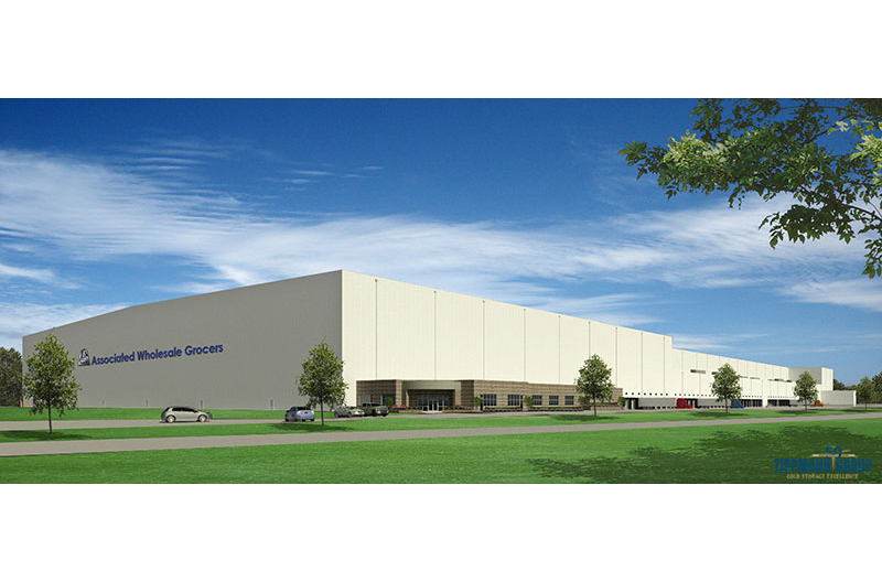 AWG new distribution center