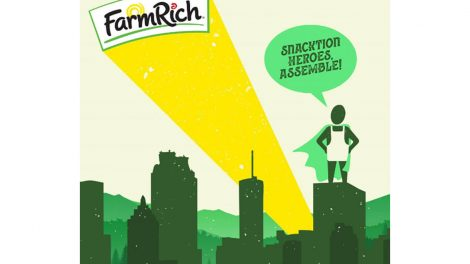 Farm Rich Snacktion Heroes